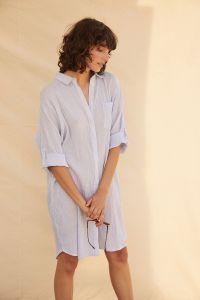part-two-naisten-mekko-isidora-dress-raidallinen-sininen-1