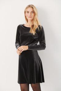part-two-naisten-mekko-linette-dress-tummanharmaa-1
