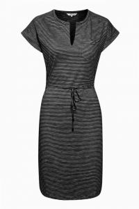 part-two-naisten-mekko-mabel-dress-raidallinen-musta-1