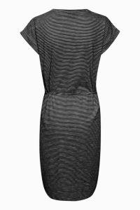part-two-naisten-mekko-mabel-dress-raidallinen-musta-2
