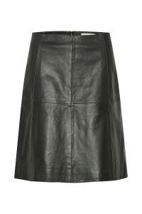 part-two-naisten-nahkahame-kittie-leather-skirt-musta-1