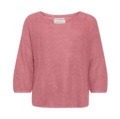 part-two-naisten-neulepaita-cetrona-pullover-pinkki-1