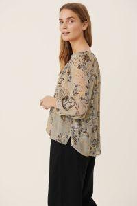 part-two-naisten-paita-erdonae-blouse-harmaa-kuosi-1