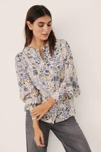 part-two-naisten-paita-hannelene-shirt-sininen-kuosi-1