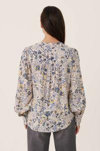part-two-naisten-paita-hannelene-shirt-sininen-kuosi-2