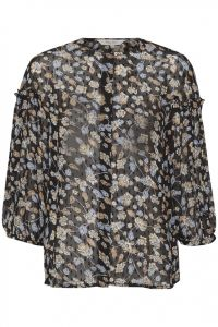 part-two-naisten-pusero-tilda-sininen-kuosi-1