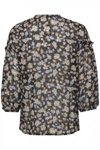 part-two-naisten-pusero-tilda-sininen-kuosi-2