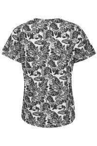 part-two-naisten-t-paita-gesina-t-shirt-musta-kuosi-2
