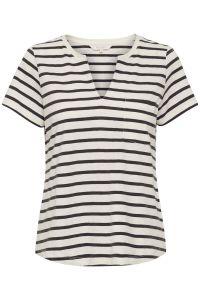 part-two-naisten-t-paita-gesina-t-shirt-raidallinen-musta-2