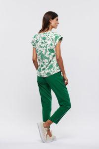 part-two-naisten-t-paita-kedita-vihrea-kuosi-2