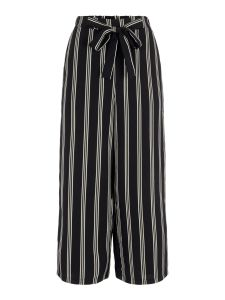 pieces-naisten-culottes-housut-pckellie-hw-culotte-raidallinen-musta-1