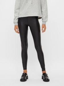 pieces-naisten-leggingsit-new-shiny-leggings-noos-musta-1