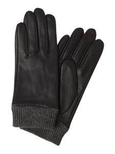 pieces-naisten-nahkakasineet-hina-leather-gloves-musta-1