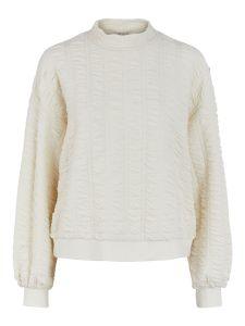 pieces-naisten-paita-retti-sweat-top-luonnonvalkoinen-1