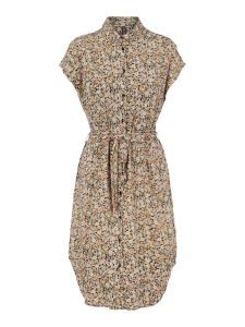 pieces-naisten-pcnya-ss-shirt-dress-monivarinen-kuosi-1