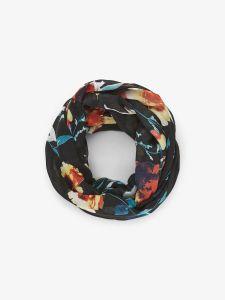 pieces-tuubihuivi-naiomi-tube-scarf-musta-kuosi-1