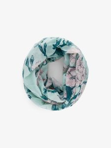 pieces-tuubihuivi-pcmalene-tube-scarf-mintunvihrea-1