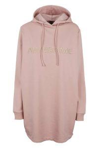 prepair-naisten-collegemekko-malle-dress-vaaleanpunainen-2