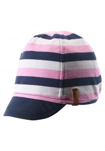 reima-trikoohattu-kilppari-raidallinen-vaaleanpunainen-1