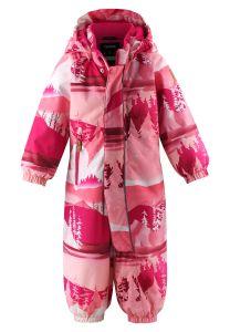 reimatec-lasten-talvihaalari-puhuri-vaaleanpunainen-kuosi-1