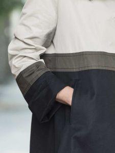 ritva-falla-naisten-takki-taika-raidallinen-musta-2