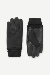 samsoe-and-samsoe-miesten-hanskat-katihar-gloves-musta-1
