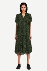samsoe-and-samsoe-naisten-mekko-wala-ss-dress-aop-6621-vihrea-kuosi-1