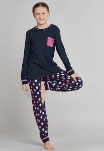 schiesser-lasten-pyjama-sininen-kuosi-2