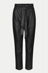 second-female-naisten-nahkahousut-indie-leather-new-trouserst-musta-1