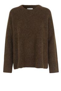 second-female-naisten-neule-brooky-knit-o-neck-armeijanvihrea-1