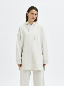 selected-femme-naisten-huppari-liesel-ls-sweat-hoodie-luonnonvalkoinen-1