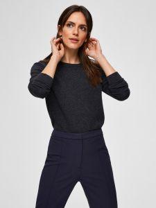 selected-femme-naisten-kashmirneule-aya-ls-knit-cashmere-grafiitti-1