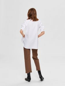 selected-femme-naisten-kauluspaita-slfori-ls-side-zip-shirt-valkoinen-2