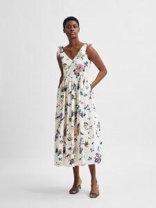 selected-femme-naisten-mekko-slfgarden-ankle-gown-dress-monivarinen-kuosi-1