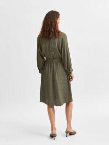 selected-femme-naisten-mekko-slfvienna-7-8-aop-short-dress-vihrea-kuosi-2