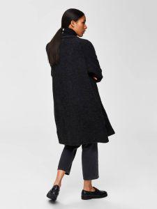 selected-femme-naisten-neuletakki-lanna-ls-knit-cardigan-grafiitti-2