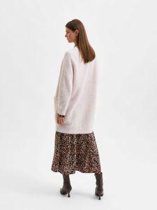 selected-femme-naisten-neuletakki-lulu-ls-knit-long-cardigan-vaaleanpunainen-2