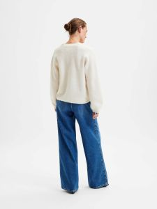 selected-femme-naisten-neuletakki-slfsif-kaya-ls-knit-cardigan-kerma-2