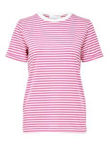 selected-femme-naisten-t-paita-my-perfect-ss-tee-raidallinen-pinkki-1