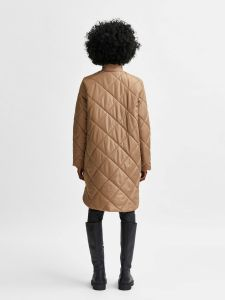 selected-femme-naisten-takki-naddy-quilted-coat-vaalea-beige-2