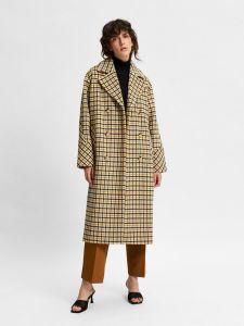 selected-femme-naisten-takki-slfellen-check-wool-coat-ruskea-ruutu-1