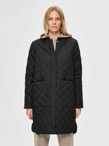 selected-femme-naisten-tikkitakki-fillipa-quilted-coat-musta-1