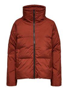 selected-femme-naisten-untuvatakki-k-slfdaisy-down-jacket-poltettu-oranssi-6