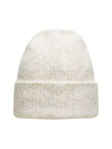 selected-femme-pipo-linna-knit-beanie-luonnonvalkoinen-2