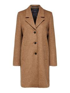selected-femme-slfsasja-wool-coat-noos-naisten-villakangastakki-kameli-1