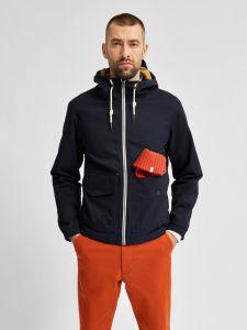 selected-miesten-kevattakki-baker-cotton-jacket-tummansininen-1