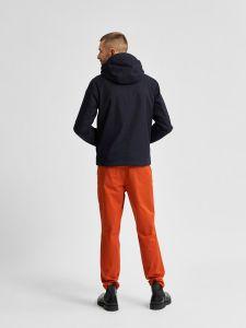 selected-miesten-kevattakki-baker-cotton-jacket-tummansininen-2