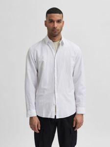 selected-miesten-paita-slim-linen-shirt-valkoinen-1