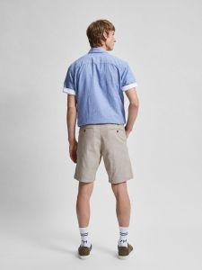 selected-miesten-shortsit-miles-flex-linen-shorts-beige-2