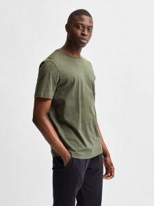 selected-miesten-t-paita-norman-180-nos-o-neck-armeijanvihrea-1